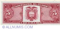 Imaginea #2 a 5 Sucres 1980 (24. V.) - Serie HS
