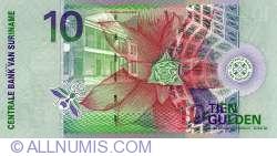 Image #2 of 10 Gulden 2000 (1. I.)