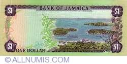 Imaginea #2 a 1 Dolar ND (1982-1986)