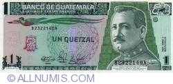 Image #1 of 1 Quetzal 1990 (3. I.)