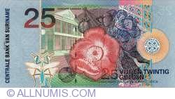 Image #2 of 25 Gulden 2000 (1. I.)