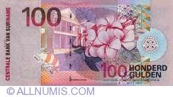 Image #2 of 100 Gulden 2000