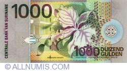 Image #2 of 1000 Gulden 2000