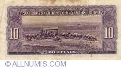 Image #2 of 10 Pesos L.1939 - Serie D