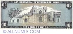 Image #2 of 100 soles de oro 1975