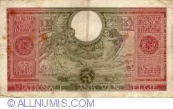 100 Francs - 20 Belgas 1943 (1. II.)
