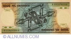 Image #1 of 1000 Cruzeiros ND (1986)