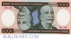 Image #2 of 1000 Cruzeiros ND (1986)