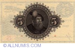 Image #2 of 5 Kronor 1943 - 1