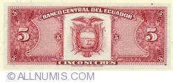 Imaginea #2 a 5 Sucres 1988 (22. XI.) - Serie ID
