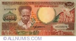 Image #1 of 500 Gulden 1988 (9. I.)