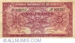 5 Francs 1943 (1. II.)