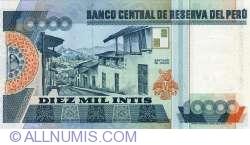 10,000 Intis 1988 (28. VI.)