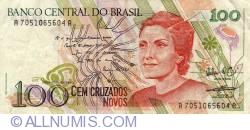 Image #1 of 100 Cruzados Novos ND (1989)