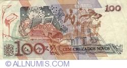 Image #2 of 100 Cruzados Novos ND (1989)
