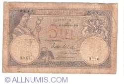5 Lei 1929 (19. IX.)
