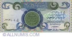 Image #2 of 1 Dinar 1979/AH1399