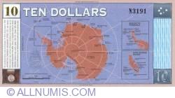 Image #2 of 10 Dollars 2001