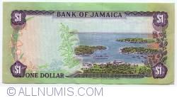 Imaginea #2 a 1 Dolar 1989 (1. VII.)