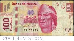 Image #1 of 100 Pesos 2012 (12. VI.) - serie V