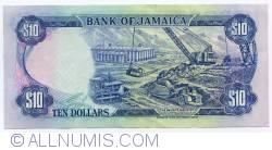 Imaginea #2 a 10 Dolari 1987 (1. IX.)