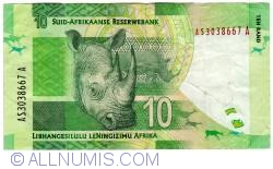 Image #2 of 10 Rand ND(2012)