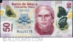 Image #1 of 50 Pesos 2012 (12. VI.) - Serie B