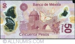 Image #2 of 50 Pesos 2012 (12. VI.) - Serie B