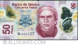 Image #1 of 50 Pesos 2012 (12. VI.) - Serie D