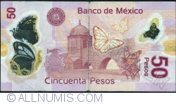 Image #2 of 50 Pesos 2012 (12. VI.) - Serie D