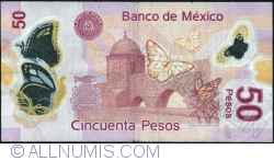 Image #2 of 50 Pesos 2012 (12. VI.) - Serie F