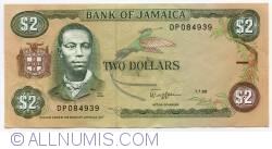 Imaginea #1 a 2 Dolari 1989 (1. VII.)