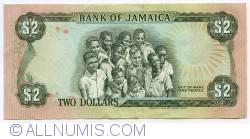 Imaginea #2 a 2 Dolari 1989 (1. VII.)