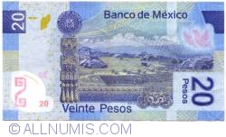 Image #2 of 20 Pesos 2006 (22. XI.) - Serie C