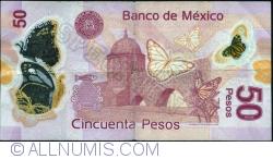 Image #2 of 50 Pesos 2013 (10. VI.) - Serie K