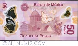 Image #2 of 50 Pesos 2013 (10. VI.) - Serie L