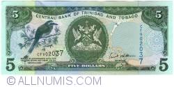 Image #1 of 5 Dollars 2006 - Properly cut