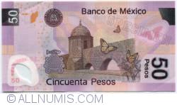 Imaginea #2 a 50 Pesos 2008 (28. IV.) - Serie J
