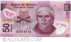Imaginea #1 a 50 Pesos 2008 (28. X.) - Series L