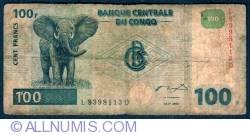 Imaginea #1 a 100 Franci 2000 (4. I.)