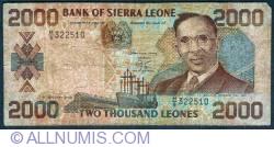 2000 Leones 2000