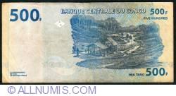 Image #2 of 500 Francs 2002 (4. I.) (2004)