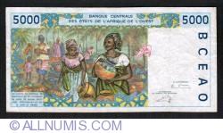 5000 Francs (20)02