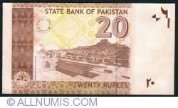 Image #2 of 20 Rupees 2005
