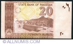 Imaginea #2 a 20 Rupii 2005
