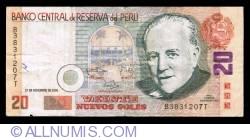 Image #1 of 20 Nuevos Soles 2006 (21. XII.)