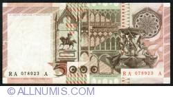 Image #2 of 5000 Lire 1979