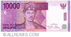 Imaginea #1 a 10000 Rupiah 2005/2005