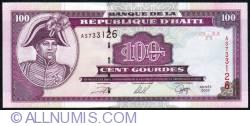 Imaginea #1 a 100 Gourdes 2000