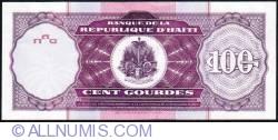 Imaginea #2 a 100 Gourdes 2000